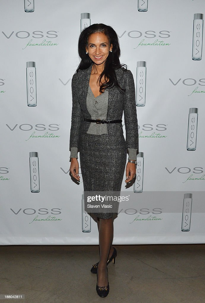 Susan Fales-Hill attends the fourth annual Voss Foundation Women Helping Women New York luncheon at Dream Downtown on November 14, 2013 in New York City.