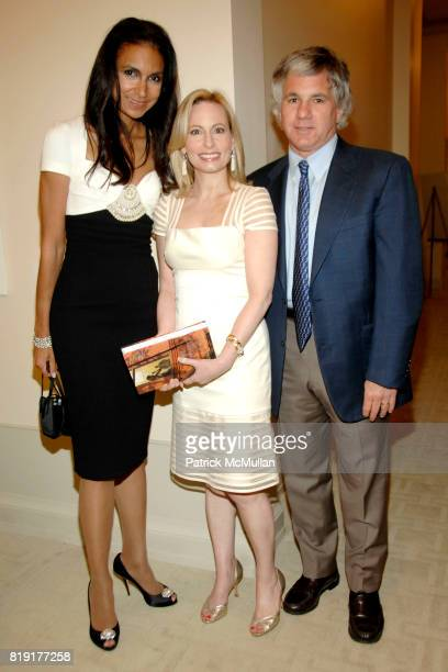 Susan FalesHill Gillian Miniter and attend Susan FalesHill's ONE FLIGHT UP Book Launch Party at 15 Central Park West on July 21st 2010 in New York...