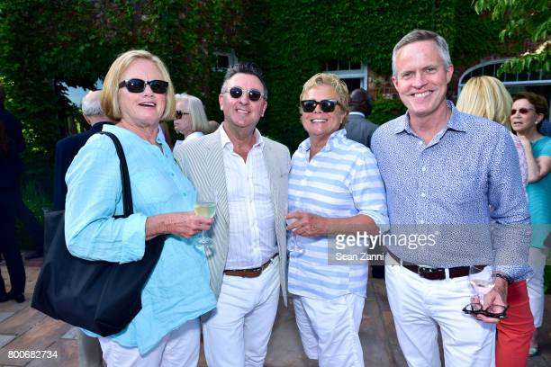 Susan Harrison Roland Nivelais Sara Hart and Kevin White attend Maison Gerard Presents Marino di Teana A Lifetime of Passion and Expression at...