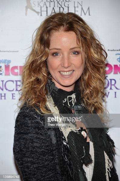 Susan Haskell attends 'Disney On Ice Presents Princess Wishes' opening night at Madison Square Garden on January 21 2011 in New York City