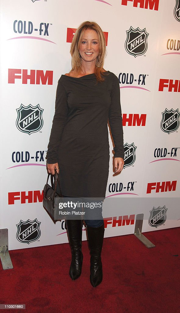 <a gi-track='captionPersonalityLinkClicked' href=/galleries/search?phrase=Susan+Haskell&family=editorial&specificpeople=5040821 ng-click='$event.stopPropagation()'>Susan Haskell</a> during The NHL and FHM Magazine Celebrate The 2006-2007 Hockey Season at Marquee in New York City, New York, United States.