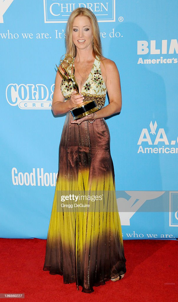 <a gi-track='captionPersonalityLinkClicked' href=/galleries/search?phrase=Susan+Haskell&family=editorial&specificpeople=5040821 ng-click='$event.stopPropagation()'>Susan Haskell</a>, winner of Emmy for Lead Actress in a Drama Series, poses in the press room at the 36th Annual Daytime Emmy Awards held at the Orpheum Theatre in Los Angeles, California on August 30, 2009.