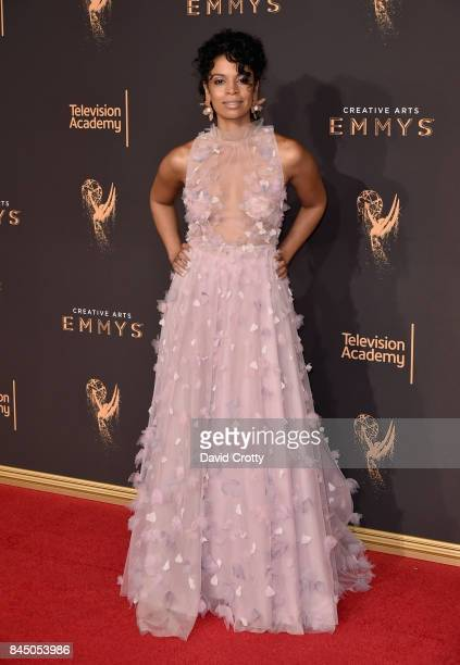 Susan Kelechi Watson at the 2017 Creative Arts Emmy Awards Day 1 at Microsoft Theater on September 9 2017 in Los Angeles California