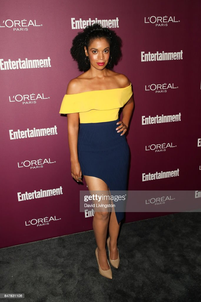 Susan Kelechi Watson attends the Entertainment Weekly's 2017 Pre-Emmy Party at the Sunset Tower Hotel on September 15, 2017 in West Hollywood, California.