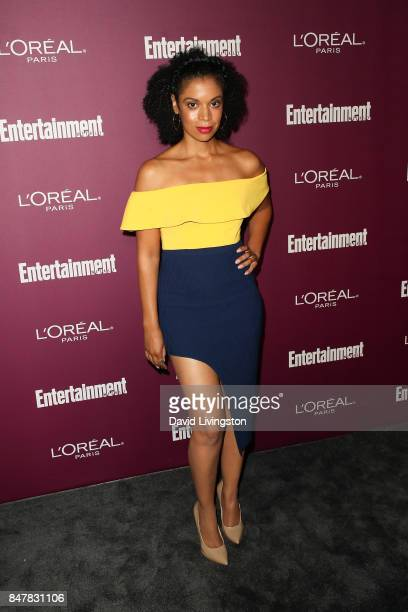 Susan Kelechi Watson attends the Entertainment Weekly's 2017 PreEmmy Party at the Sunset Tower Hotel on September 15 2017 in West Hollywood California