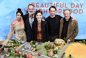 """A Beautiful Day In The Neighborhood"" Photo Call"