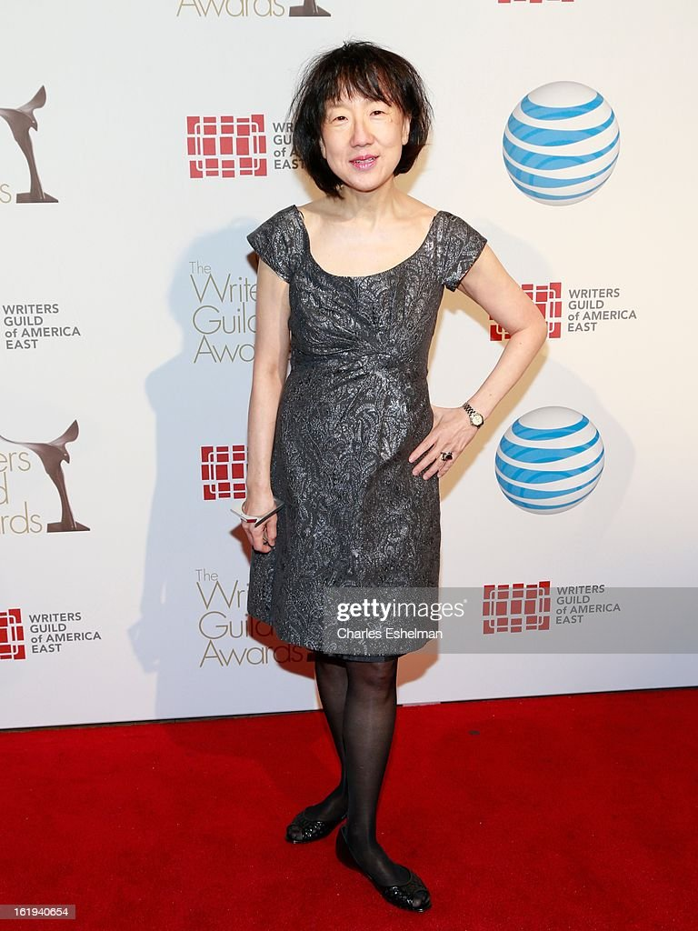 Susan Kim attends the 65th Annual Writers Guild East Coast Awards at B.B. King Blues Club & Grill on February 17, 2013 in New York City.