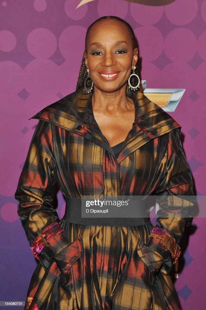Susan L. Taylor attends BET's Black Girls Rock 2012 CHEVY Red Carpet at Paradise Theater on October 13, 2012 in New York City.