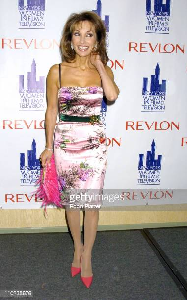 Susan Lucci 2004 Muse Award recipient during 2004 Muse Awards Luncheon Arrivals at The New York Hilton Hotel in New York City New York United States