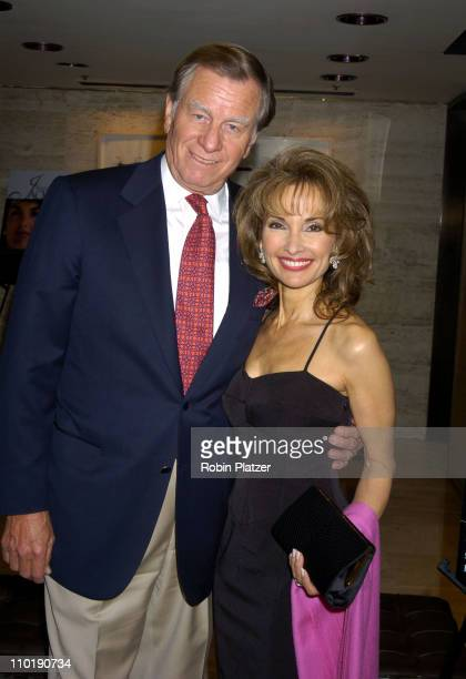Susan Lucci and husband Helmet Huber during Tina Santi Flaherty Book Release Party for 'What Jackie Taught Us Lessons from the Remarkable Life of...