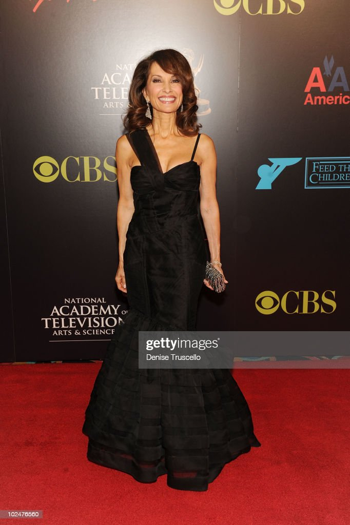<a gi-track='captionPersonalityLinkClicked' href=/galleries/search?phrase=Susan+Lucci&family=editorial&specificpeople=203010 ng-click='$event.stopPropagation()'>Susan Lucci</a> arrives at the 37th Annual Daytime Emmy Awards at Las Vegas Hilton on June 27, 2010 in Las Vegas, Nevada.
