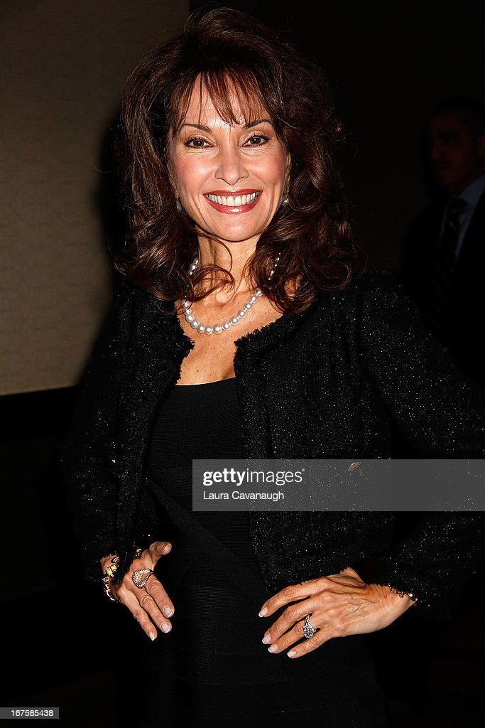 Susan Lucci attends the 2013 Spark. Ignite Your Network conference at the Sheraton New York Hotel & Towers on April 26, 2013 in New York City.