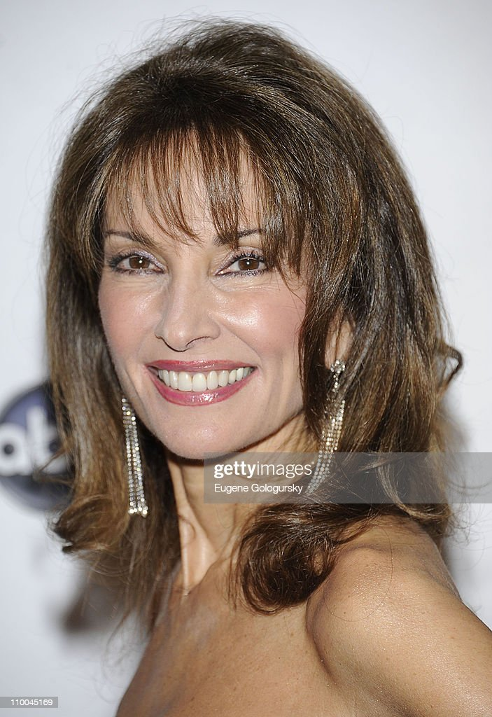 Susan Lucci attends the 7th Annual ABC & SOAPnet Salute Broadway Cares/Equity Fights Aids Benefit closing celebration at The New York Marriott Marquis on March 13, 2011 in New York City.