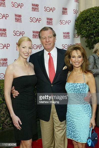 Susan Lucci daughter Liza Huber and husband Helmut Huber