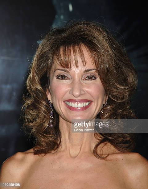 Susan Lucci during 31st Annual American Women in Radio Television Gracie Allen Awards Red Carpet at Marriot Marquis in New York City New York United...
