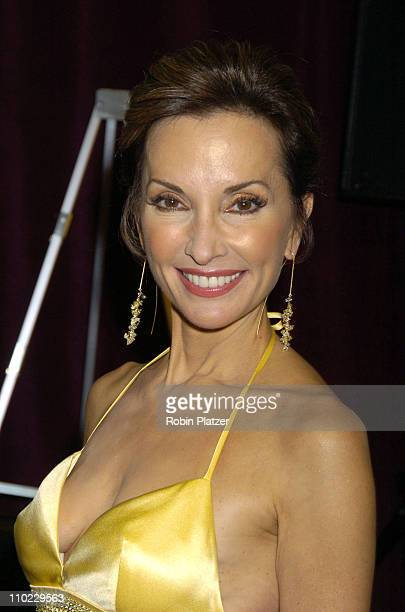 Susan Lucci during 32nd Annual Daytime Emmy Awards Media Press Room at Radio City Music Hall in New York New York United States