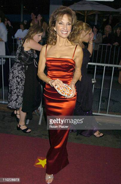 Susan Lucci during 32nd Annual Daytime Emmy Awards Outside Arrivals at Radio City Music Hall in New York City New York United States