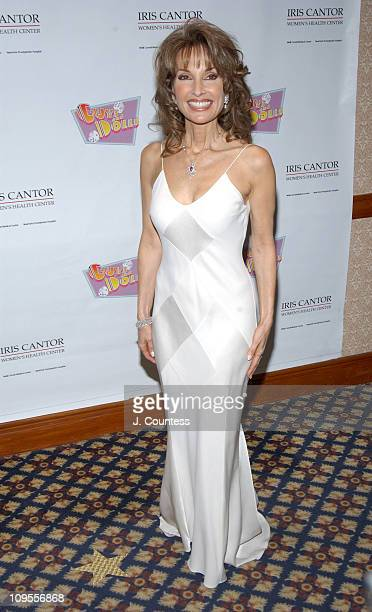 Susan Lucci during An Evening of Music From 'Guys and Dolls' to Benefit the Iris Cantor Women's Health Center at Sheraton New York Hotel in New York...
