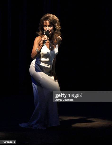 Susan Lucci during Broadway's Celebrity Benefit for Hurricane Relief Show at The Gershwin Theatre in New York City New York United States