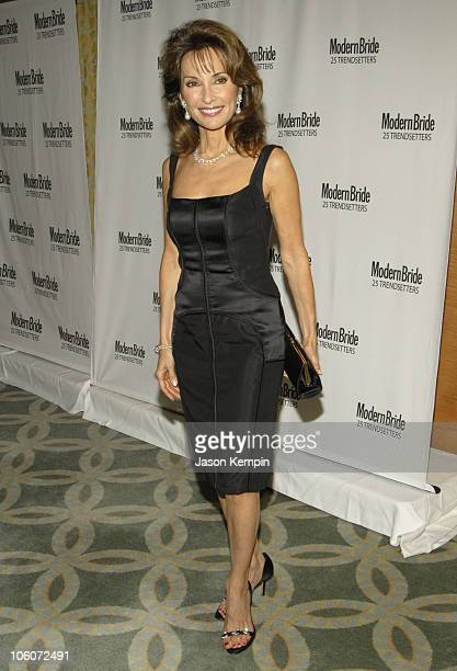 Susan Lucci during Modern Bride's '25 Trendsetters Of 2006' Awards Dinner May 16 2006 at The RitzCarlton Battery Park in New York City New York...