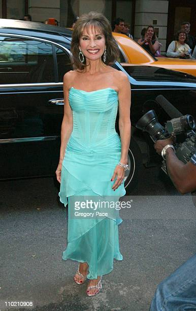 Susan Lucci during Regis Philbin and Kelly Ripa Host the Second Annual Relly Awards on 'LIVE with Regis and Kelly' at ABCTV Studios in Manhattan in...