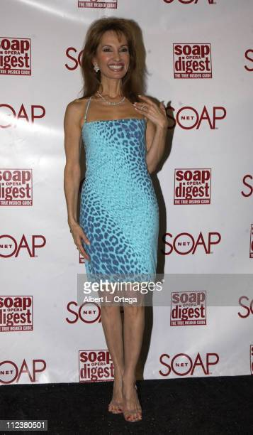 Susan Lucci during Soapnet Presents The Soap Opera Digest Awards Press Room at ABC Prospect Studios in Los Angeles California United States