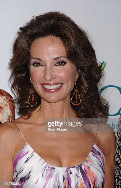 Susan Lucci during United Cerebral Palsy of New York Presents Its 'Women Who Care' Luncheon Honoring Susan Lucci at Cipriani 42nd Street in New York...