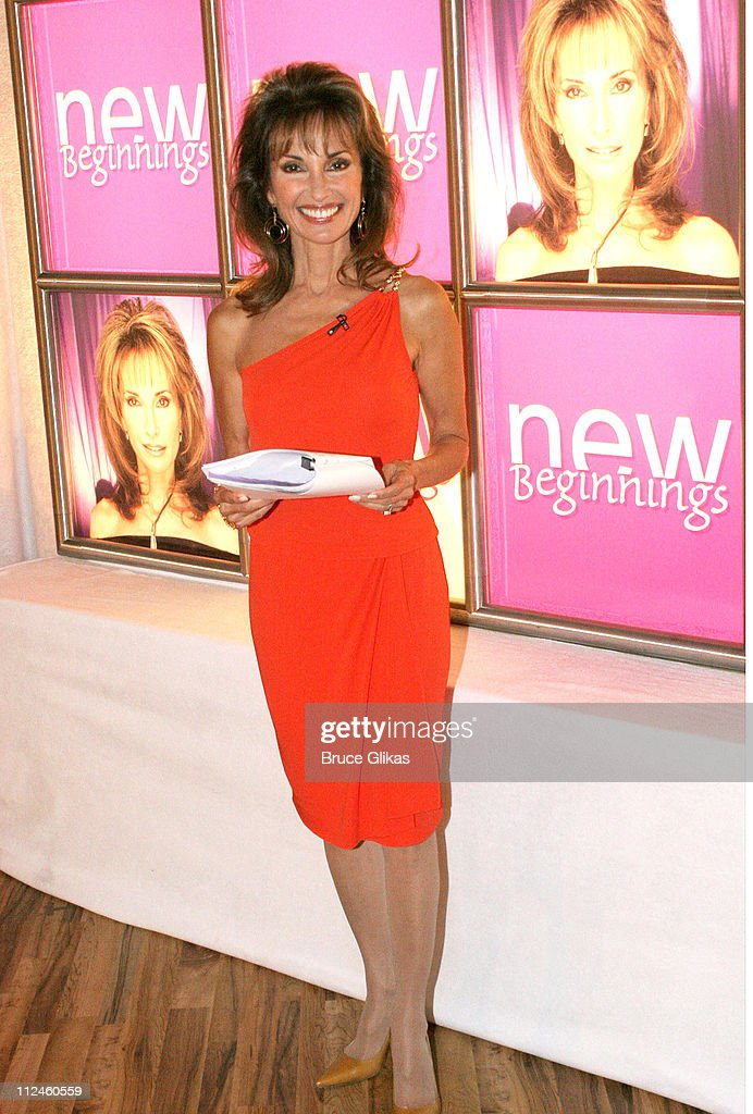 """Susan Lucci on the Set of """"All My Children"""" - August 11, 2005"""
