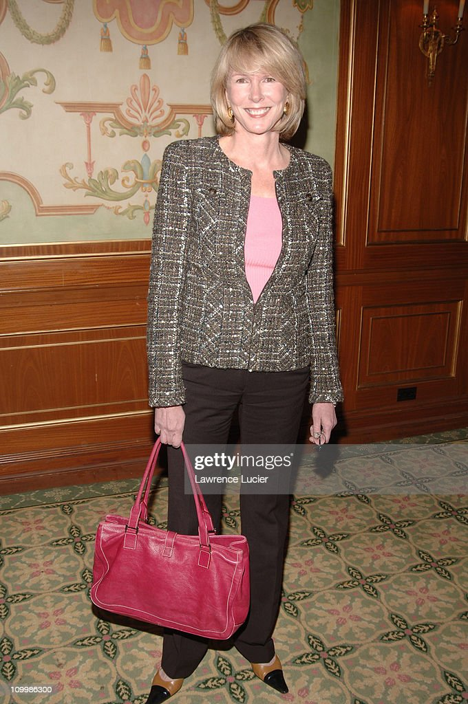 Susan Lyne CEO Martha Stewart Omnimedia during The Police Athletic League's 17th Annual Woman of the Year Luncheon at Pierre Hotel in New York City...