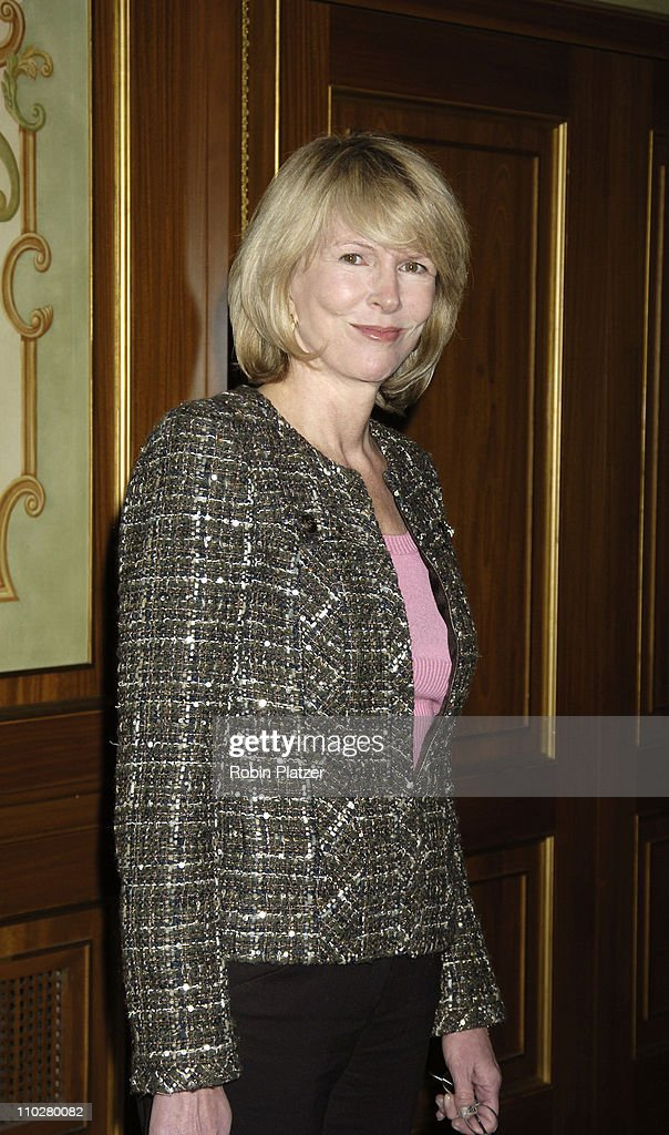 Susan Lyne during 17th Annual PAL Women of the Year Luncheon Honoring Lorraine Bracco and Susan Lyne at The Pierre Hotel in New York City New York...
