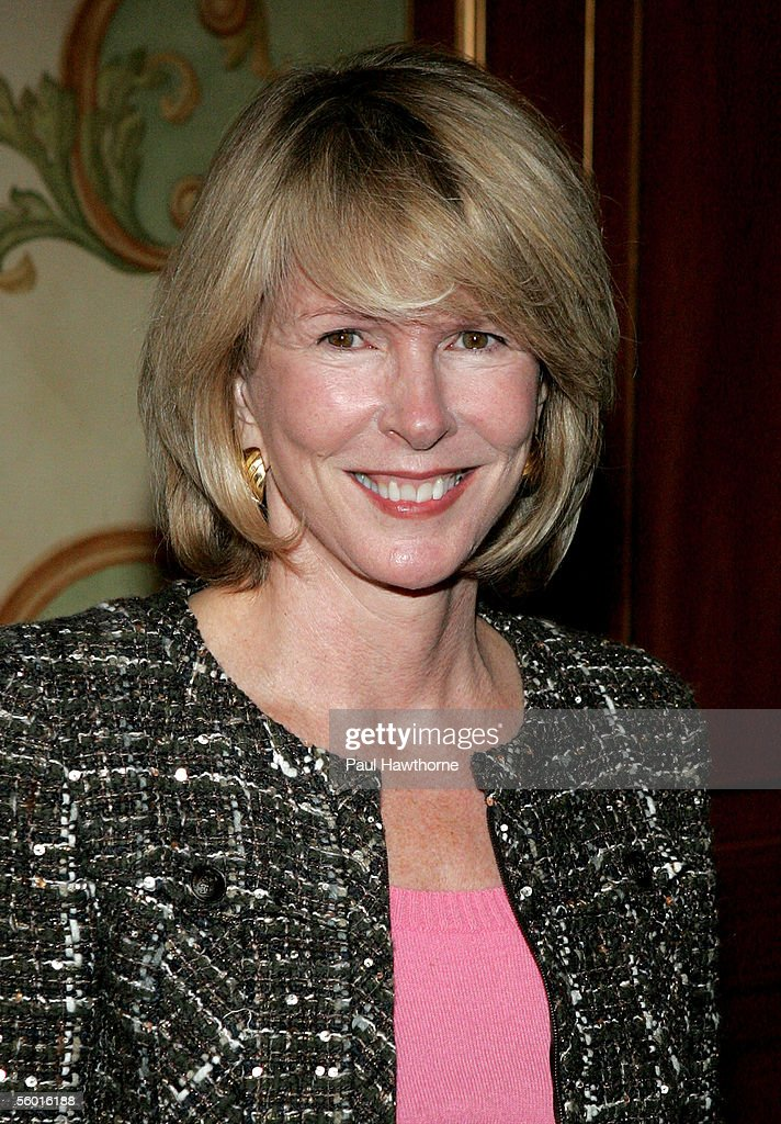 Susan Lyne President and CEO of Martha Stewart Living attends the 17th Annual Women of the Year Luncheon at The Pierre October 26 2005 in New York...