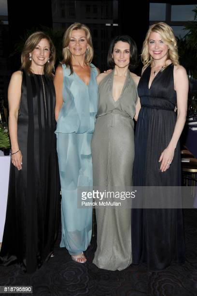 Susan Magazine Melissa Beste Emilie Rubinfeld and Amy McFarland attend NEW YORKERS FOR CHILDREN Spring Dinner Dance Presented by AKRIS at The...