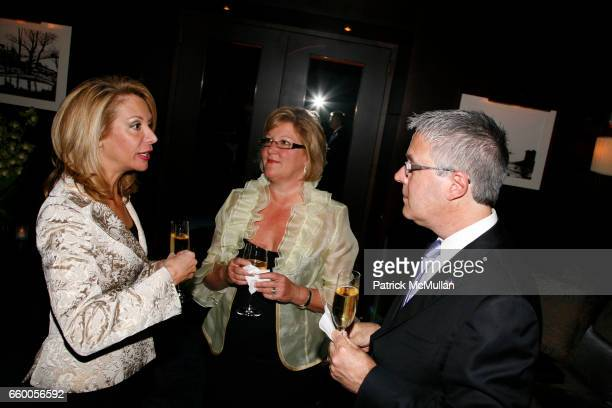 Susan Marshall Elizabeth Cornay and Dr W J Cornay attend The AMERICAN HOSPITAL of PARIS FOUNDATION'S 3rd Annual Celebration of Food France and...