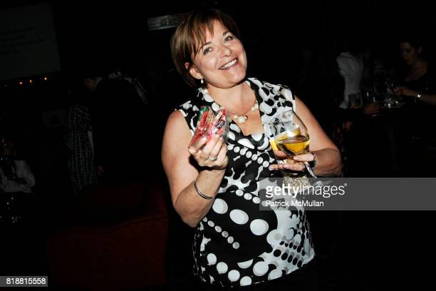 Susan McLean attends LITERACY ASSOCIATES Second Annual Benefit for LITERACY PARTNERS at Carnival on April 27 2010 in New York City