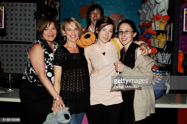 Susan McLean Sandra McLean and Sophie Mills attend LITERACY ASSOCIATES Second Annual Benefit for LITERACY PARTNERS at Carnival on April 27 2010 in...