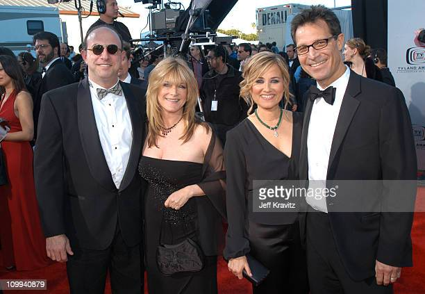 Susan Olsen and Maureen McCormick and their guests