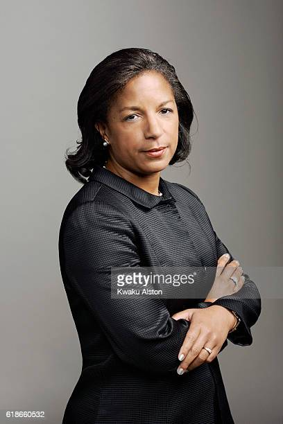 Susan Rice National Security Advisor to President Barack Obama is photographed for Essence on September 3 2016 in Washington DC
