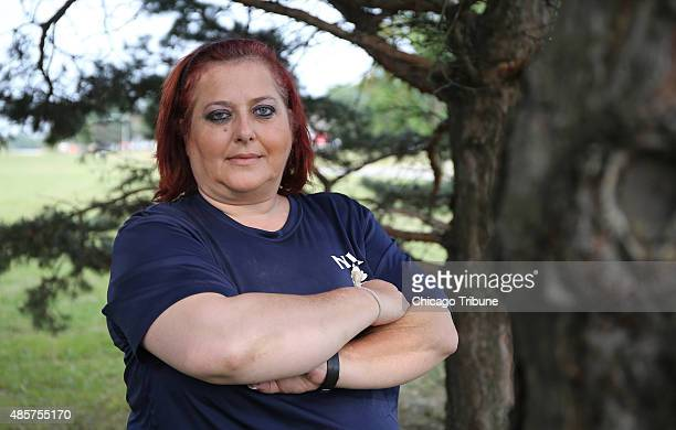 Susan Rick in Aurora Ill on August 28 2015 Her boyfriend won $250000 from the Illinois Lottery and is still waiting for the payoff that was delayed...