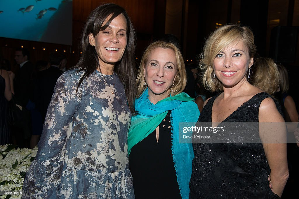 Susan Rockefeller attends Oceana's New York City Benefit at Four Seasons Restaurant on April 8 2014 in New York City