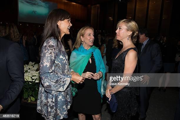 Susan Rockefeller attends Oceana's New York City Benefit at Four Seasons Restaurant on April 8 2014 in New York City