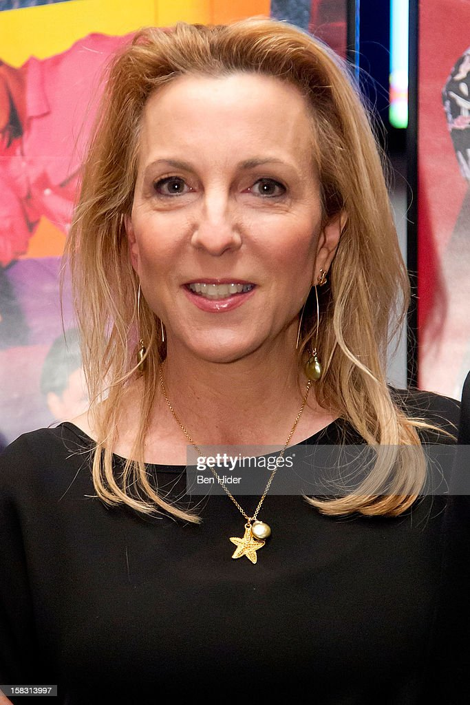 Susan Rockefeller attends The Museum of Modern Art's Jazz Interlude Gala at MOMA on December 12, 2012 in New York City.