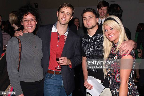 Susan Roebuck James Samson Nick Vitale and Kyndle Caligaris attend PAUL TAYLOR DANCE Hosts Cocktails for YOUNG PATRONS at 552 Broadway on November 11...