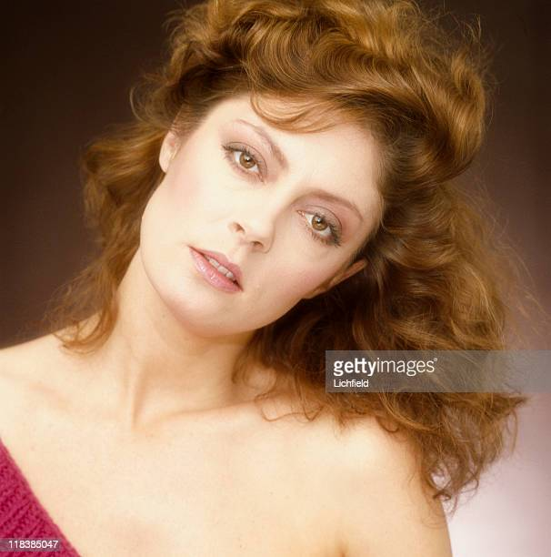 Susan Sarandon American actress New York USA 25th November 1980