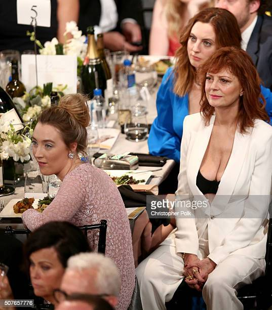 Susan Sarandon attends The 22nd Annual Screen Actors Guild Awards at The Shrine Auditorium on January 30 2016 in Los Angeles California 25650_018