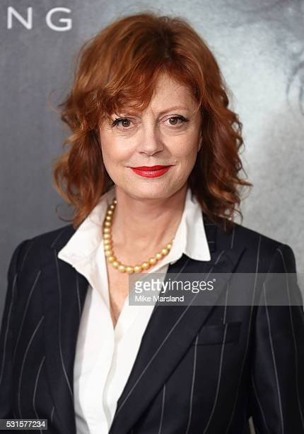Susan Sarandon attends the Kering Women in Motion talk with Susan Sarandon Geena Davis Madeline Di Nonno during the The 69th Annual Cannes Film...