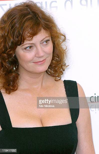 Susan Sarandon during 2005 Venice Film Festival 'Elizabethtown' Photocall at Casino Palace in Venice Italy