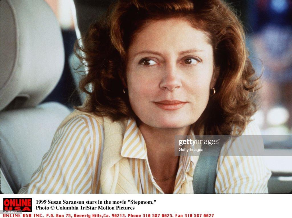 Susan Sarandon Stars In The Movie 'Stepmom'