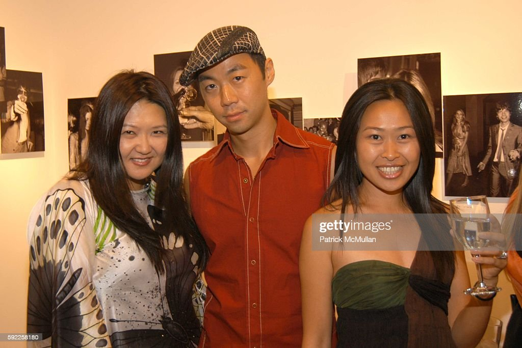 Susan Shin Shaokao Cheng and Nikki Cheng attend Massimo Ferragamo and Patrick McMullan invite you to the opening of Exclusive Diary Caught OffGuard...