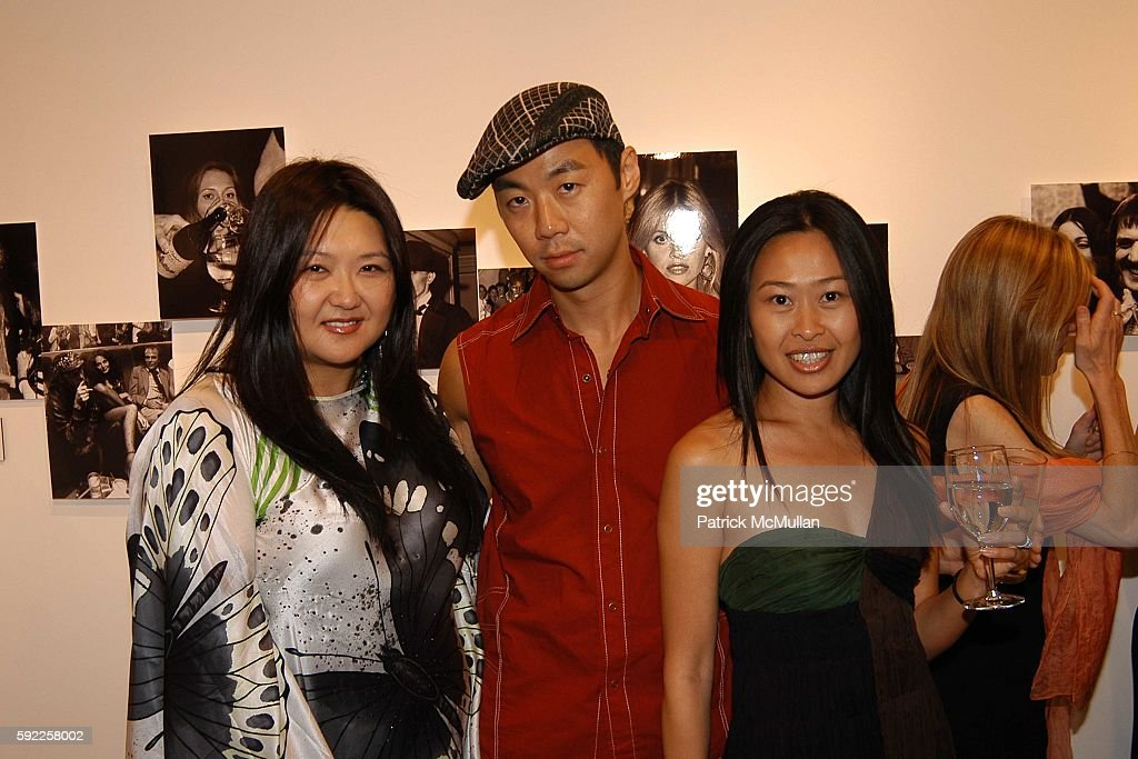 Susan Shin Shokao and Nicki attend Massimo Ferragamo and Patrick McMullan invite you to the opening of Exclusive Diary Caught OffGuard by Ron Galella...
