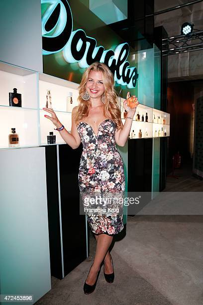 Susan Sideropoulos attends the Douglas At Duftstars 2015 on May 07 2015 in Berlin Germany